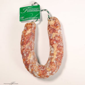 Chorizo Blanco Ibérico (€/Kg.)