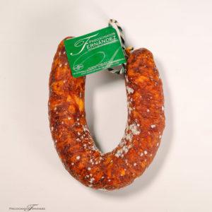 Chorizo Rojo Ibérico (Precio €/Kg.)